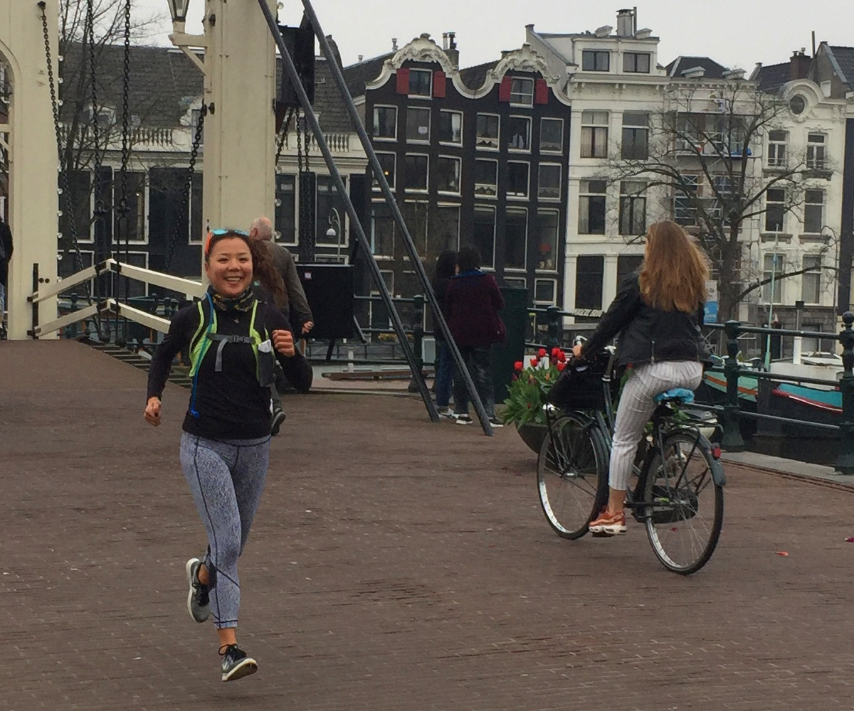 touristrunamsterdam running city