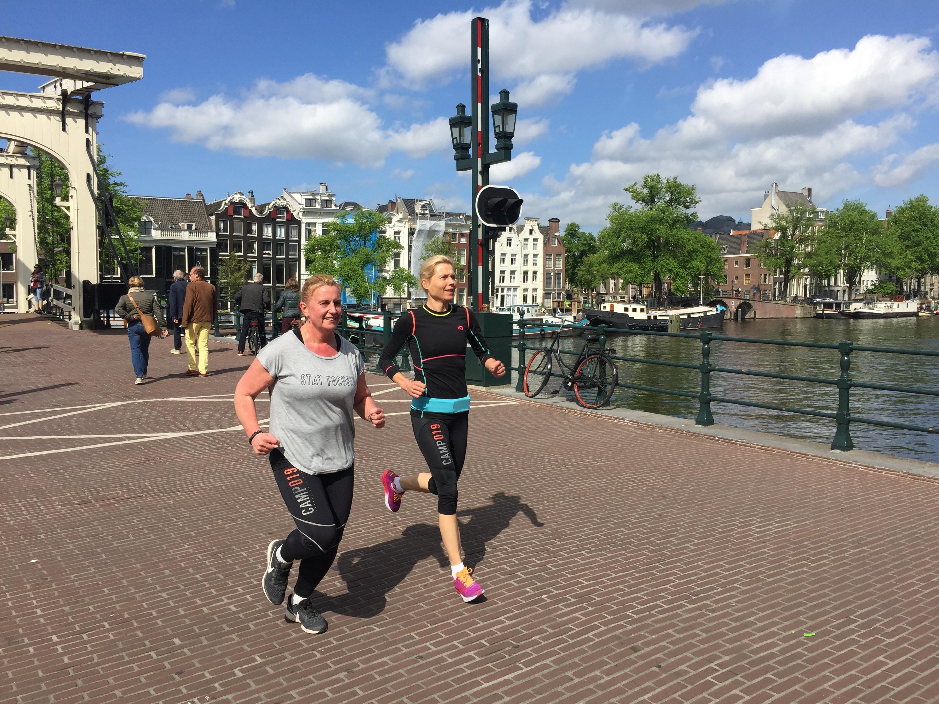 custom tour touristrunamsterdam